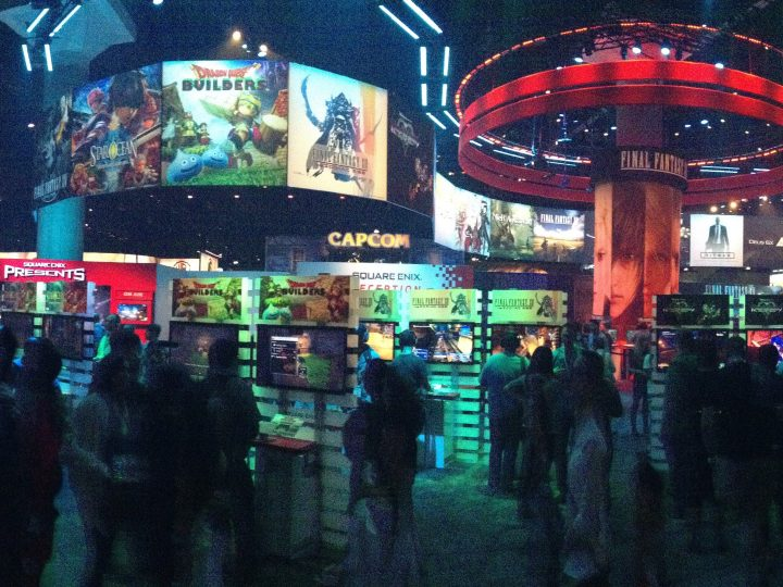 Affordance at the Los Angeles E3