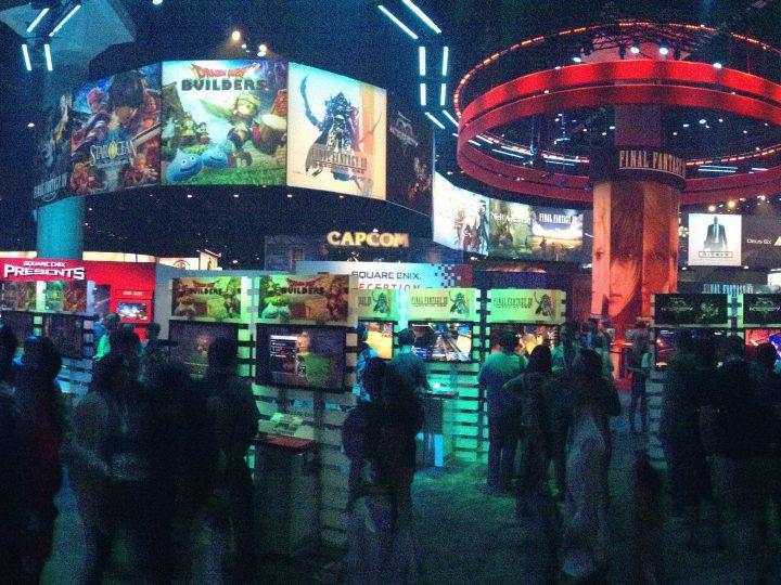 Affordance au E3 de Los Angeles