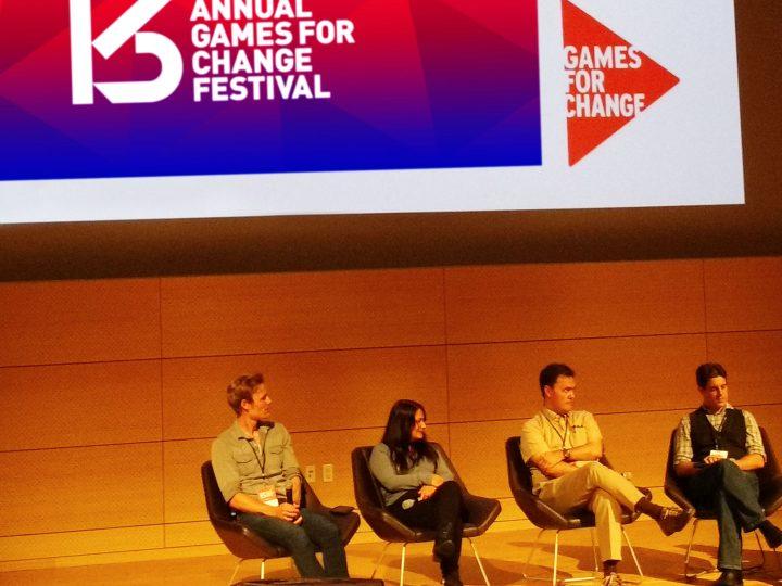 Affordance à Games for Change (G4C) 2016