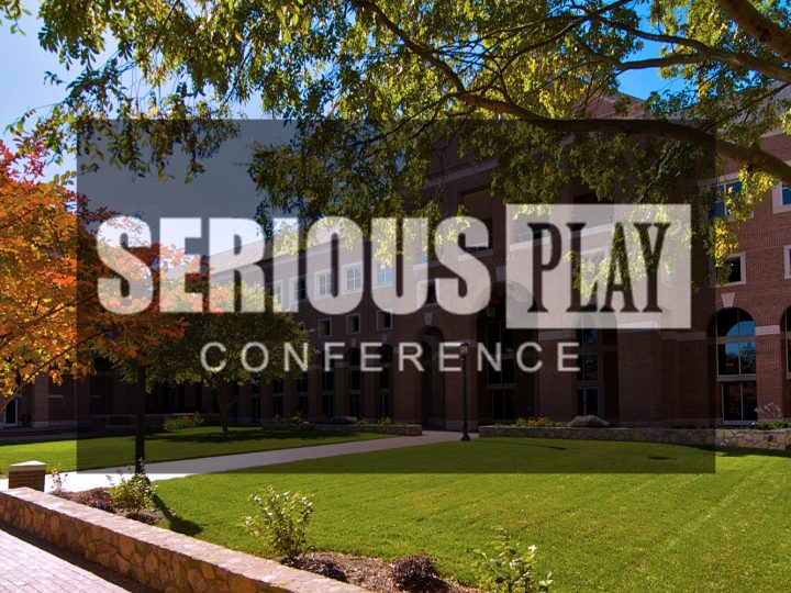 Affordance au Serious Play Conference 2016