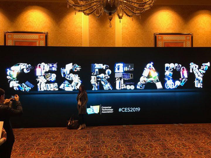À Las Vegas pour le CES 2019